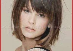 Hairstyles for Round Faces and Bangs 16 Best Chin Length Hairstyles for Round Faces