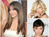 Hairstyles for Round Faces Fringe How to Choose A Haircut that Flatters Your Face Shape
