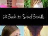 Hairstyles for School 5th Grade 271 Best Back to School Images