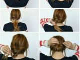 Hairstyles for School Camp 16 Ultra Easy Hairstyle Tutorials for Your Daily Occasions
