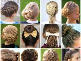 Hairstyles for School Competition 260 Best Gymnastics Hairstyles Images In 2019