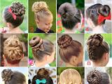 Hairstyles for School Competition Gymnastics Hairstyles for Petition Bun Edition In 2019