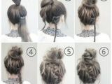 Hairstyles for School Lazy 208 Best Quick Hair Styles Images In 2019