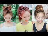 Hairstyles for School Long Hair Youtube 25 Braided Back to School Heatless Hairstyles Best Hairstyles for