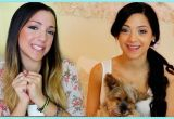 Hairstyles for School Niki and Gabi How to Be A Twin with Niki and Gabi Beauty Niki is On the Left and