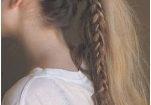 Hairstyles for School Tied Up 1495 Best Easy Hair Ideas Images In 2019