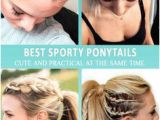 Hairstyles for School Tied Up 45 Best Cheerleader Hairstyles Images