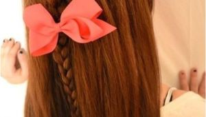 Hairstyles for School with A Bow Hairstyles for Girls In Middle School