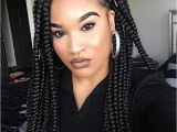 Hairstyles for School with Box Braids Cute Box Braids Hairstyles You Will Love Hairdo Pinterest