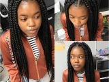 Hairstyles for School with Box Braids Pin by Modern Hairstylers On Box Braids Hairstyles