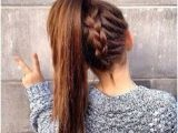 Hairstyles for School with Hair Tied Up 350 Best Hair Tutorials & Ideas Images
