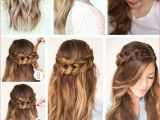 Hairstyles for School with Thick Hair Best Cute Easy Hairstyles for Long Thick Hair
