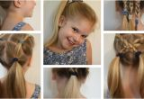 Hairstyles for School Year 6 Looking for some Quick Kids Hairstyle Ideas Here are 6 Easy