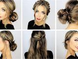 Hairstyles for School Year 7 5 Easy Heatless Hairstyles for Work & School ♡ Danielle Mansutti