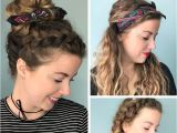 Hairstyles for School Year 7 How to Style A Scarf In Your Hair A Fashion Group Board
