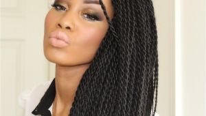 Hairstyles for Senegalese Twist Braids Senegalese Twist Braids Medium Size Google Search