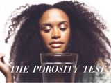 Hairstyles for Short 4c Hair Type Types Of Hair Porosity & Hair Porosity Test