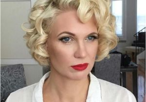 "Hairstyles for Short Blonde Curly Hair 40 Best Short Wedding Hairstyles that Make You Say ""wow """