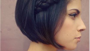 Hairstyles for Short Hair French Braid 19 Cute Braids for Short Hair You Will Love