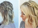 Hairstyles for Shoulder Length Hair Braids 17 Chic Braided Hairstyles for Medium Length Hair