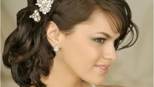 Hairstyles for Shoulder Length Hair for A Wedding Medium Length Wedding Hairstyles Wedding Hairstyle