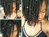Hairstyles for Starter Dreads 434 Best Locs Images In 2019