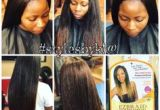 Hairstyles for Straight Crochet Braids 19 Best Straight Crochet Braids Images