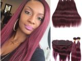 Hairstyles for Straight Crochet Braids Discount Human Hair Crochet