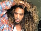 Hairstyles for Super Curly Frizzy Hair 45 Playful Curly Hairstyles for Black Men