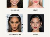 Hairstyles for Thin Hair and Diamond Face How to Figure Out Your Face Shape Ce and for All