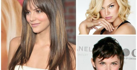 Hairstyles for Thin Hair Big Face How to Choose A Haircut that Flatters Your Face Shape