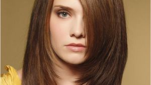 Hairstyles for Thin Rebonded Hair 20 Best Hairstyles for Long Faces Hair Styles Color