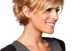 Hairstyles for Thin Rebonded Hair Layered Pixie Be E Pinterest