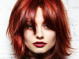 Hairstyles for Thin Red Hair Red Hairstyles Ideas Every Girl Should Try Ce