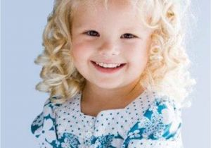 Hairstyles for toddlers with Short Curly Hair Stylish Curly Hairstyle for Kids