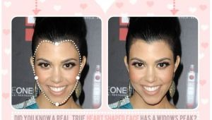 Hairstyles for Upside Down Triangle Faces the Inverted Triangle Face Shape is Also Known as the Heart Shaped