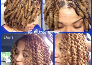 Hairstyles for Very Short Dreadlocks Wrap A Loc Curls Day One Perfect Loc Spirals