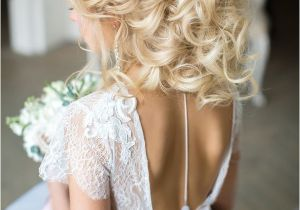 Hairstyles for Wedding Gowns Hairstyles for Open Back Dresses