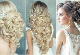 Hairstyles for Weddings 2018 Wedding Hair Trends 2018