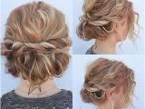 Hairstyles formal Party Wedding Updos Short Updo Prom Party formal Curly Braided