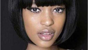 Hairstyles French Bob French Bob Hairstyles for Black Women Bangs