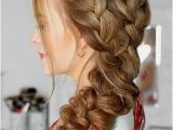 Hairstyles French Braids Side Double Side French Braids Missy Sue Frenchbraid
