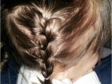 Hairstyles French Braids Side toddler Hair Half Side French Braid Be Kind It Was My First French