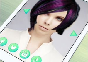 Hairstyles Haircuts Games Hair Style and Haircut Game – Beauty Salon and Re Color Studio