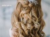 Hairstyles Half Up and Half Down for A Wedding 20 Awesome Half Up Half Down Wedding Hairstyle Ideas