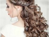 Hairstyles Half Up and Half Down for A Wedding Elegant Wedding Hairstyles Half Up Half Down