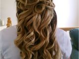Hairstyles Half Up and Half Down for A Wedding Gorgeous Wedding Hairstyles Half Up and Half Down
