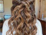 Hairstyles Half Up Half Down Step by Step Half Up Half Down Hair Styles New Half Up Wedding Hairstyles