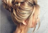 Hairstyles High Buns 50 Chic Messy Bun Hairstyles Make Up & Hair Pinterest