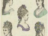 Hairstyles In the Elizabethan Era Gothic Horror Victorian Era Hair and Headdress